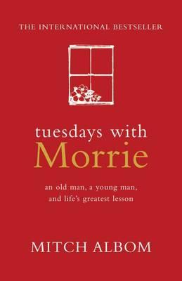 The true story of how Mitch Albom would sit with his dying professor, every Tuesday to take in all the wisdom his professor had to impart. Albom's simplistic writing style is casual while still being thought provoking. I found this book to be enjoyably soothing.